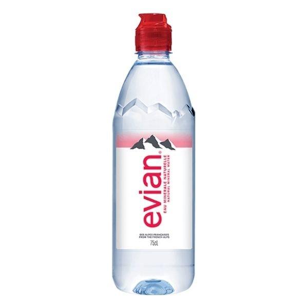 Nước khoáng Evian 750ml